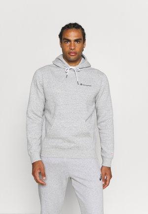 HOODED  - Mikina na zip - grey