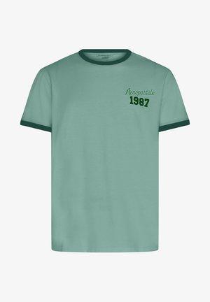 RINGER - Camiseta estampada - mint