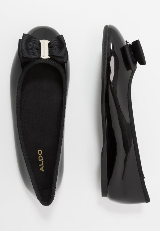 STRADINA - Ballet pumps - black