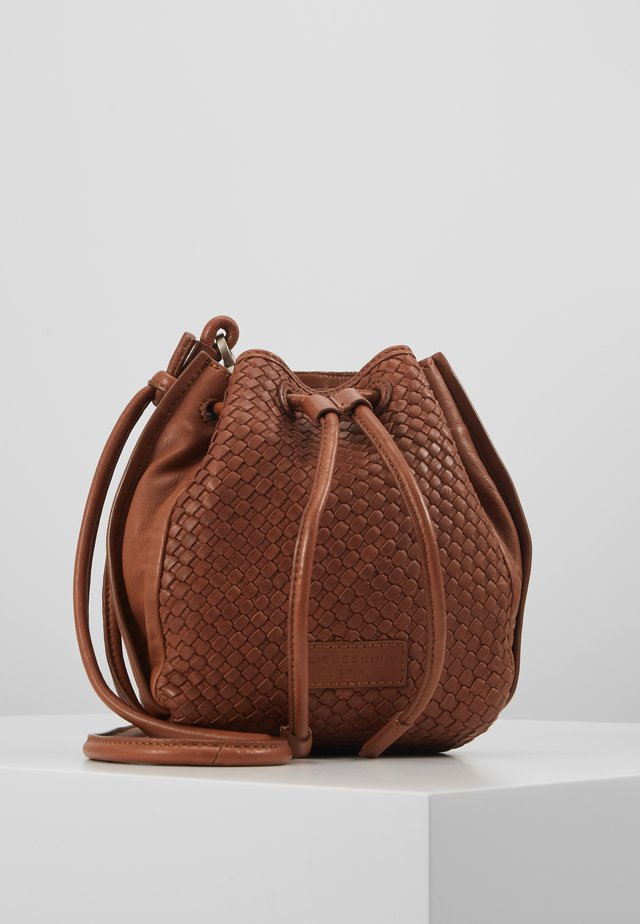 SABELTBAG - Sac bandoulière - medium brown