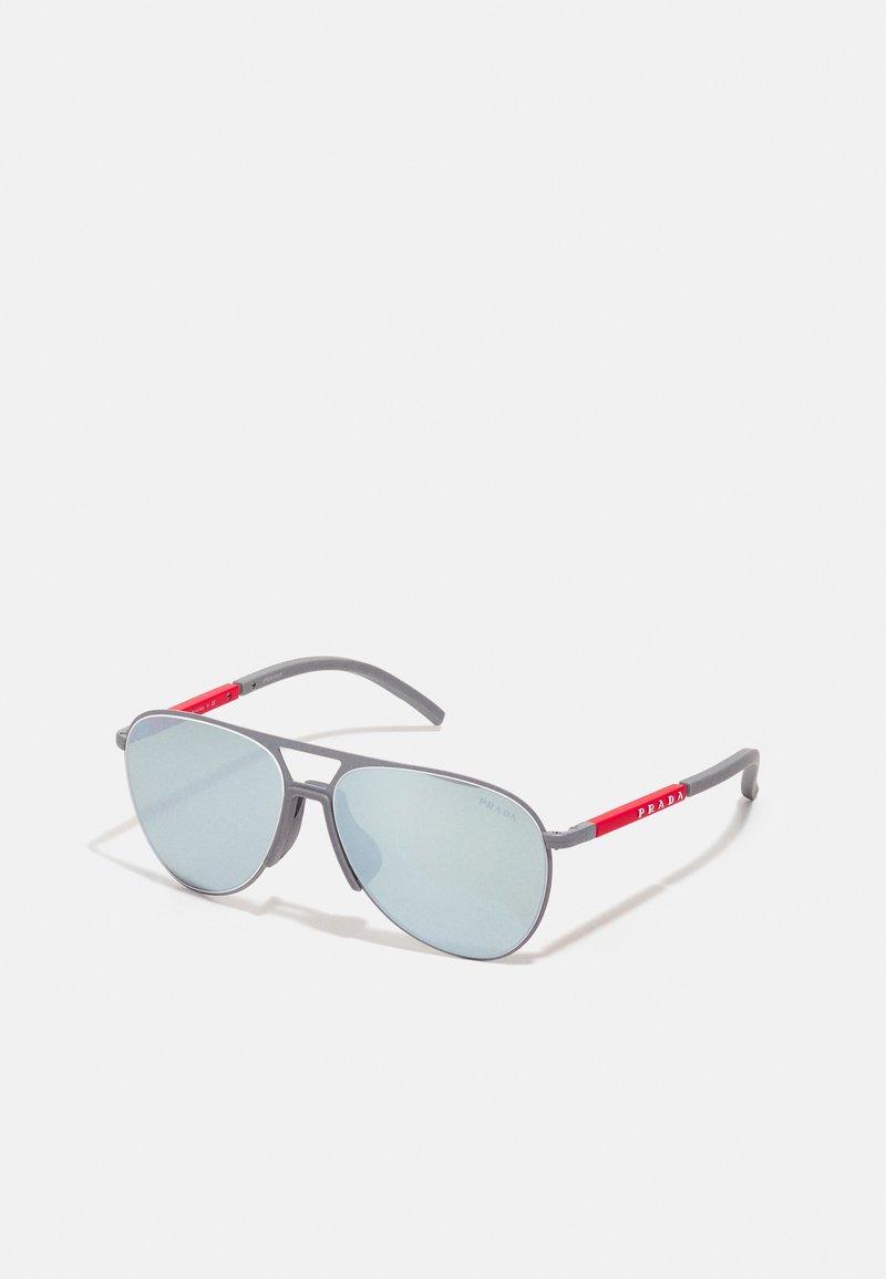 Prada Linea Rossa - Sunglasses - gunmetal