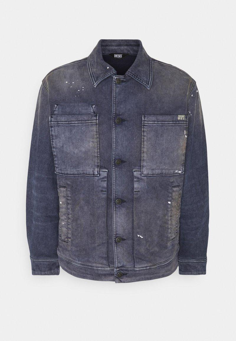Diesel - ANTONY - Denim jacket - blue