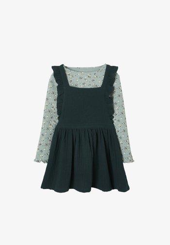 SET - Day dress - grün