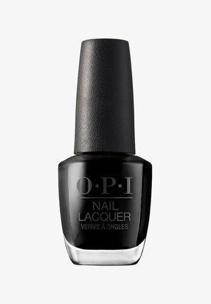 NAIL LACQUER - Nagellak - nlt 02 lady in black
