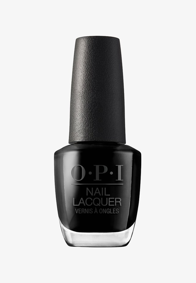 NAIL LACQUER - Nagellack - nlt 02 lady in black