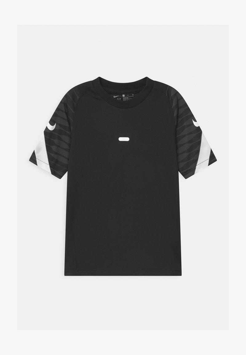 Nike Performance - UNISEX - T-Shirt print - black/anthracite/white