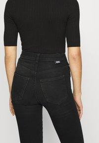 Dr.Denim - MOXY - Jeans Skinny Fit - black mist - 5