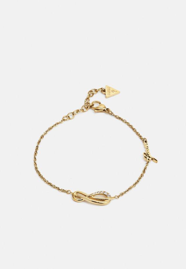 ETERNAL LOVE - Bracelet - gold-coloured
