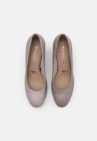 Tamaris - COURT SHOE - Classic heels - space glam - 5