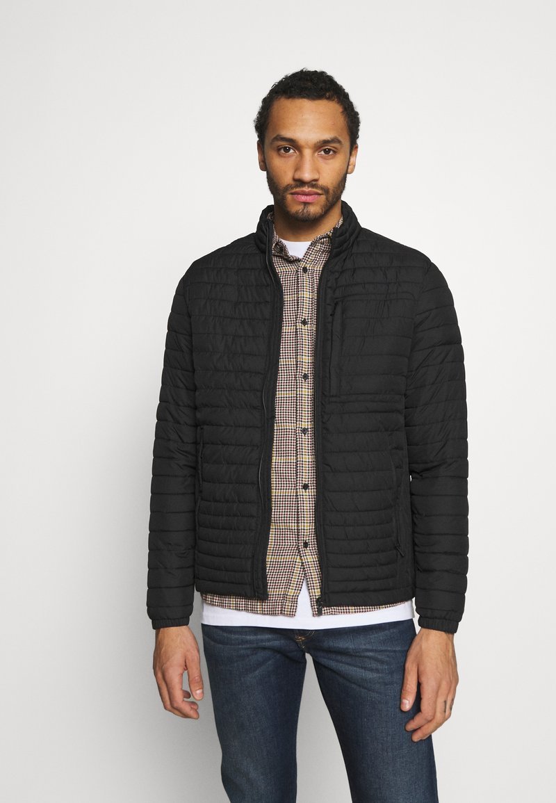 Jack & Jones PREMIUM - JPRBLASTREAK LIGHTWEIGHT JACKET - Light jacket - black