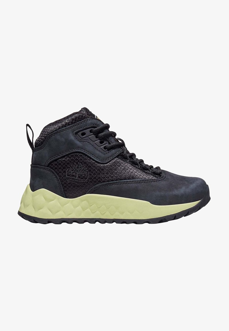 Timberland - Lace-up ankle boots - jet black