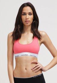 Calvin Klein Underwear - MODERN BRALETTE - Top - pink - 0