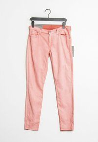 7 for all mankind - Relaxed fit jeans - pink - 0