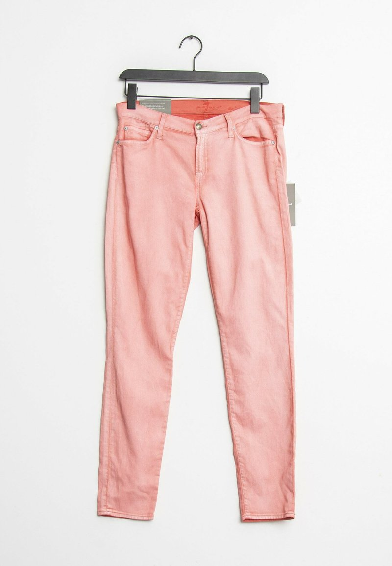 7 for all mankind - Relaxed fit jeans - pink