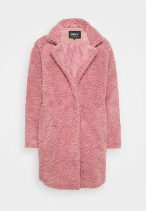 ONLAURELIA  COAT  - Winter coat - dusty rose