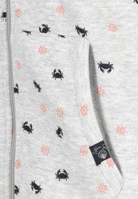 Sublevel - Zip-up sweatshirt - light grey - 3