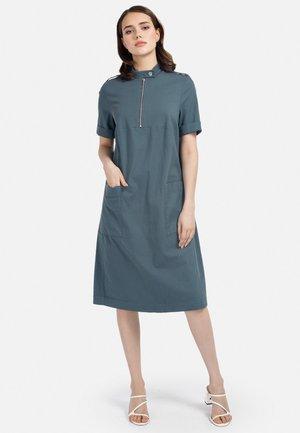 Day dress - dunkel grun