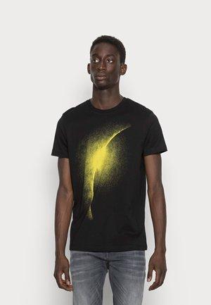 DIEGOS - Print T-shirt - black