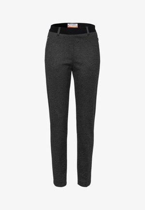 LILLYTH - Pantalon classique - anthra