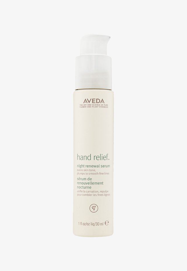 HAND RELIEF™ NIGHT RENEWAL SERUM - Handmasker - -