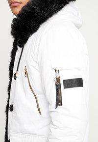 Glorious Gangsta - PARKLEA - Abrigo de invierno - white - 6