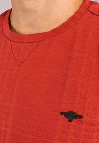 Gabbiano - Long sleeved top - red - 2