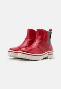 Rieker - Platform ankle boots - flamme - 2