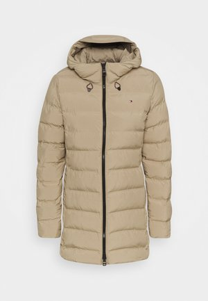 SEAMLESS SORONA COAT - Light jacket - beige