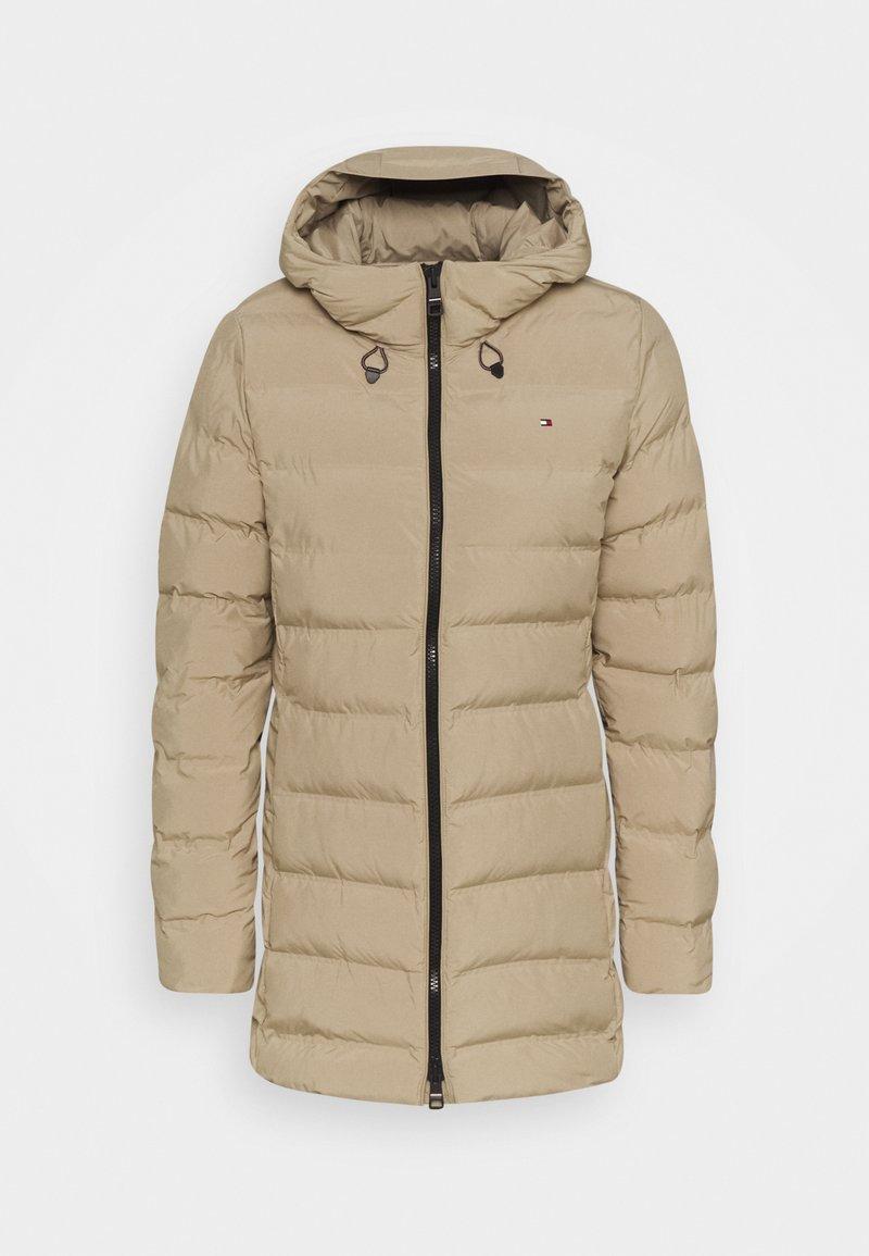 Tommy Hilfiger - SEAMLESS SORONA COAT - Light jacket - beige