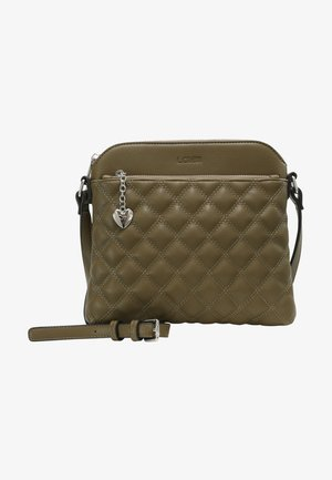 FLORENZE - Across body bag - khaki