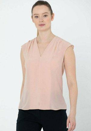 Bluzka - różowy