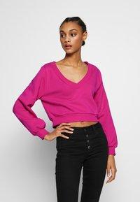 Ivyrevel - CROPPED - Sweatshirt - pink - 0