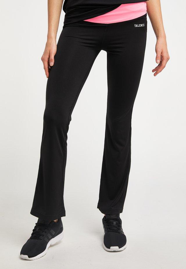 Pantaloni - rose fluorescent