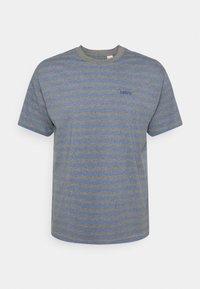 VINTAGE TEE - Basic T-shirt - blues