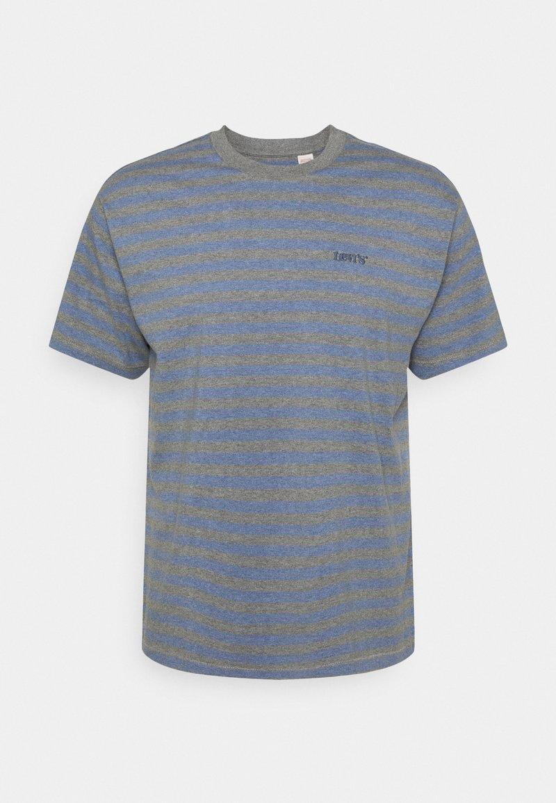 Levi's® - VINTAGE TEE - T-shirt basique - blues