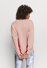 Sweaty Betty - RECLINE  - Jumper - misty rose pink - 2