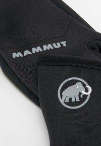 Mammut - PRO GLOVE - Guantes - black - 5