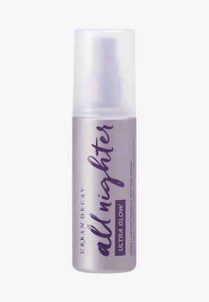 ALL NIGHTER SETTING SPRAY ULTRA GLOW - Setting spray & powder - -