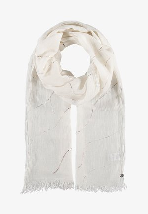 Scarf - natural white