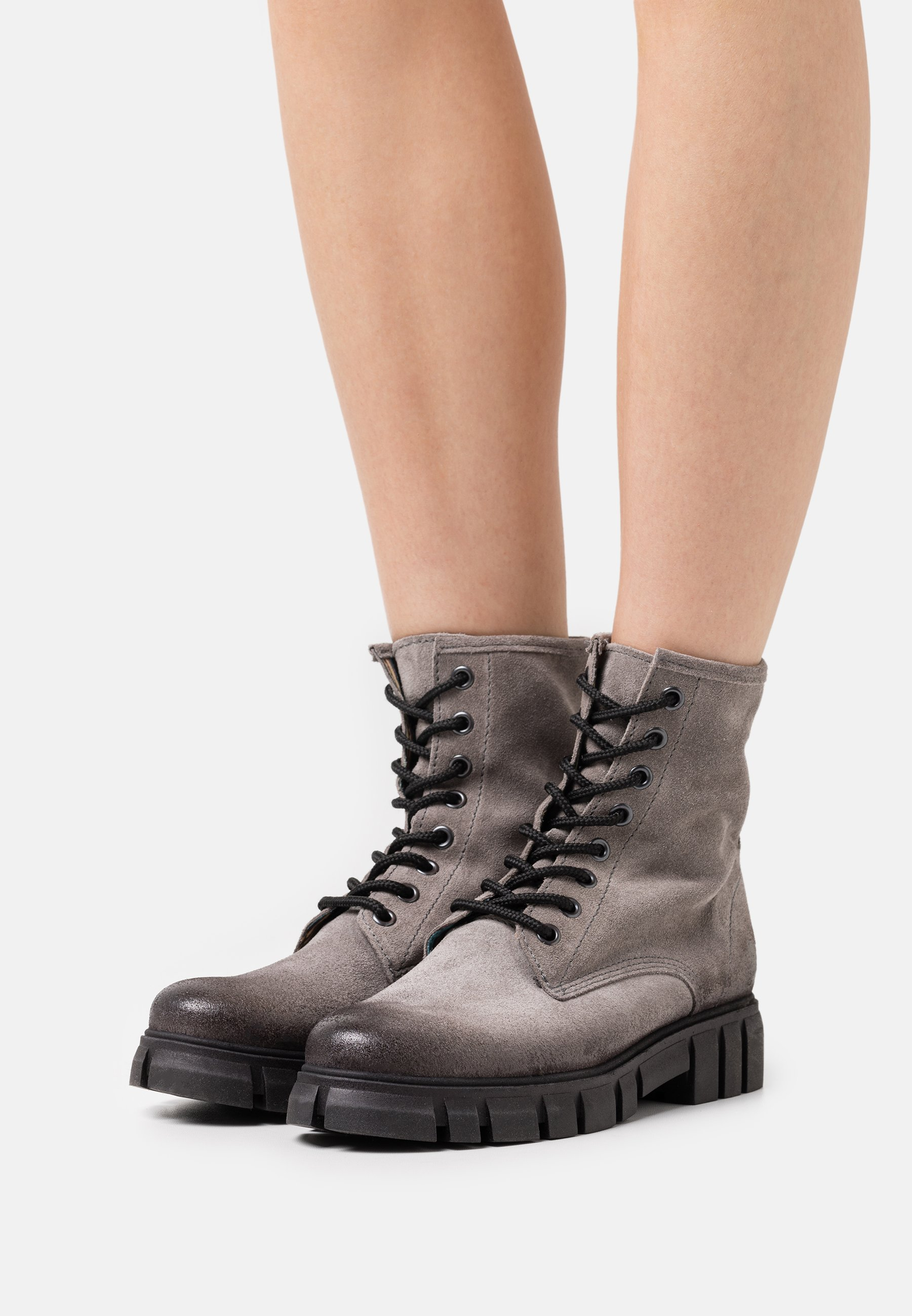 Women SAURA - Lace-up ankle boots