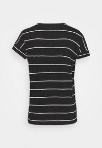 Esprit - CORE - Print T-shirt - black - 1