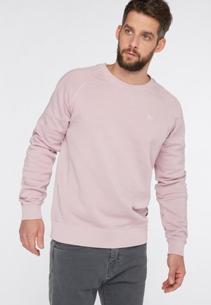 Sweater - light cranberry
