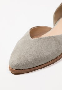 Pier One - Ballerines - grey - 2