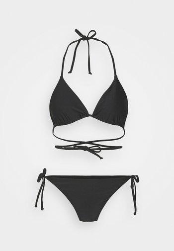 SIMPLE AS THAT - Bikini - black
