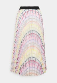KARL LAGERFELD - PRINTED PLEAT SKIRT - A-Linien-Rock - multi-coloured - 1