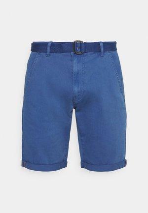 KAISER CHINO EXCLUSIV - Short - monaco blue