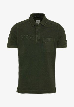 Polo shirt - leaf green