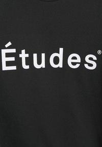 Études - UNISEX - T-shirt imprimé - black - 6