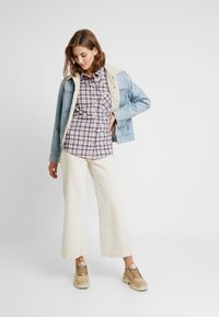 New Look - PAMMY CHECK - Blouse - pink - 1
