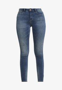 JDYCAROLA  - Skinny džíny - medium blue denim